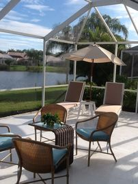 Northshore Lake Villas, Naples, FL, USA