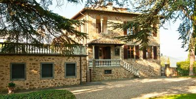 Photo for Villa Montoro-4 km. from Greve in Chianti, and 25 km. from Florence