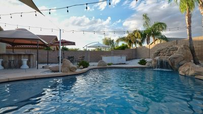 Photo for Resort Living in private setting, Easy access to major sites/events