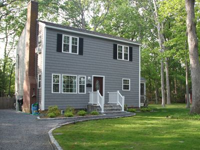 Photo for Available Immediately: Newly renovated Greenport House with Heated Pool 4bd/2bth