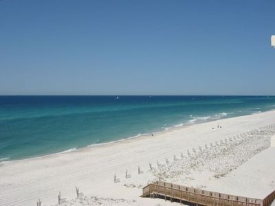 Photo for Gulf Front Pensacola Beach, Extra Sitting Room Master/Sleeps 8