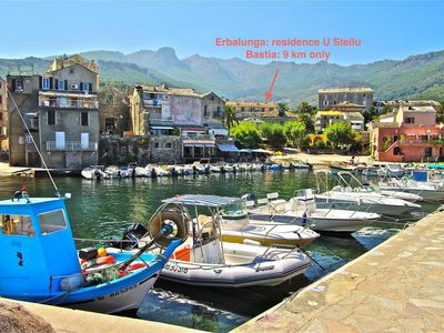 Photo for Holiday apartment Erbalunga for 1 - 6 persons with 2 bedrooms - Holiday apartment