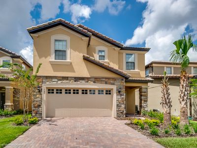 Photo for Beautiful 7 Bed Gated Pool Town Home At Windsor at Westside Resort