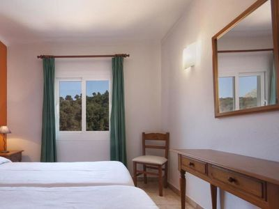 Photo for Apartment ELS PINS III - 2 dom Ap 15 in Cala San Vicente - 6 persons, 2 bedrooms