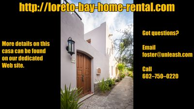 Photo for Resort Vacation Home in Loreto Bay, Mexico - Golf, Fish, Sea Life & Relaxation!