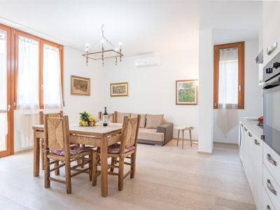 Photo for Malta Palace D is a large and modern apartment, recently renovated