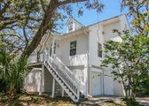 Newly renovated four-bedroom North Island home with views of Cockspur Lighthouse and the Savannah Ri
