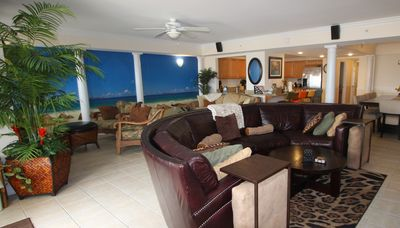 Photo for Somerset 2nd - Boardwalk Oceanfront - HOTEL STYLE - Huge - Family Condo