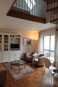 "Photo for Parc Royal Unique Loft Apartment in a 17th Century  ""Hôtel Particulier""."
