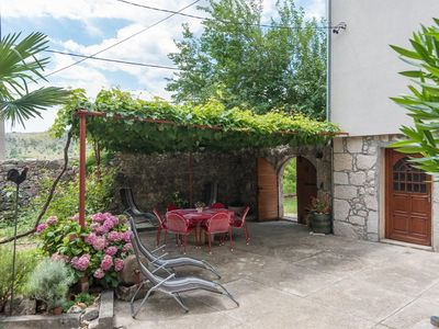Photo for Holiday house with large terrace and barbecue