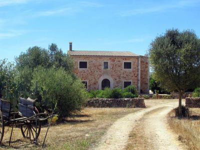 Photo for Vacation home Son Salom (SNY135) in Santanyí - 6 persons, 3 bedrooms