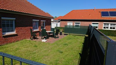 Photo for Ground-level apartment in Norddeich on the North Sea