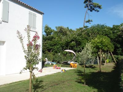 Photo for Ile d'Oleron (The Rémigeasse) - Villa 100 meters from the beach