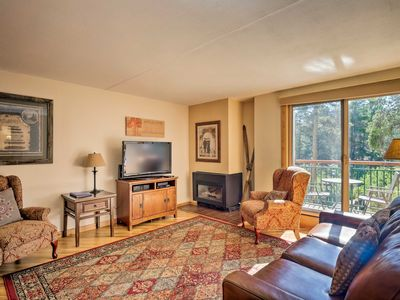 Photo for Remodeled Ski-In/Out Breck Condo - Walk to Main St