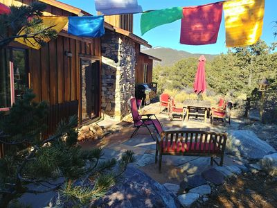 Photo for Mountain Vibe Retreat above Salida, MCS-friendly