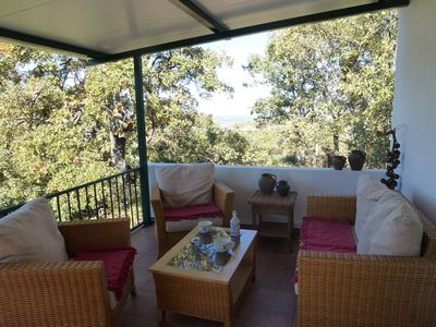 Photo for Beautiful cottage nestled in the tranquil picturesque countryside of Marvao.