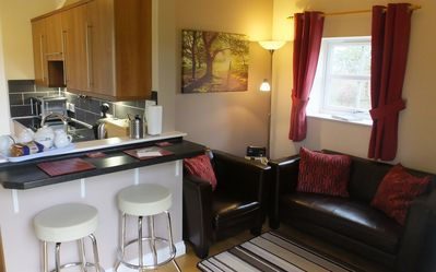 Roses Rest is a lovely intimate cottages just for 2 with open plan living areas