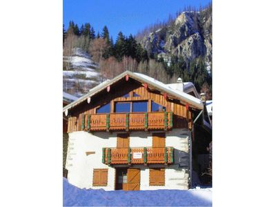 Photo for Holiday house Champagny en Vanoise for 10 persons with 4 bedrooms - Holiday house