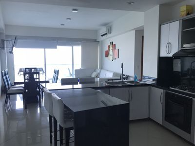 Photo for Charming, Big, Beautiful Apartment in Cartagena