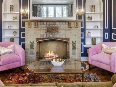 Photo for Capitol Library-historic elegance, cool & comfy