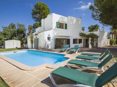 Photo for CALA D'OR VILLA - 6 Bedrooms, Private Pool, Air Con, WiFi, BBQ