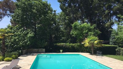 Photo for House with pool in Aix-en-Provence