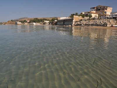 Photo for Apartment in villa Bianca with 1 bedroom very close to the sea.