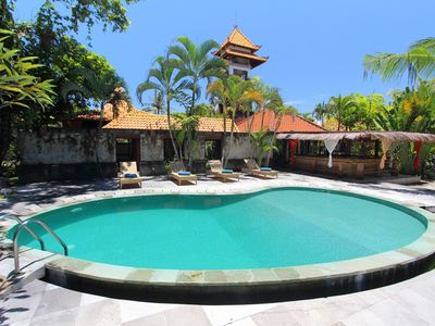 Photo for 2 Bedroom villa,Close to Pererenan beach