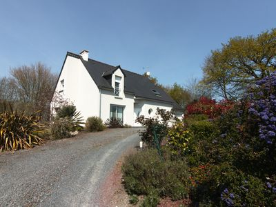 Photo for Ideally located between Mont St Michel and the landing beaches