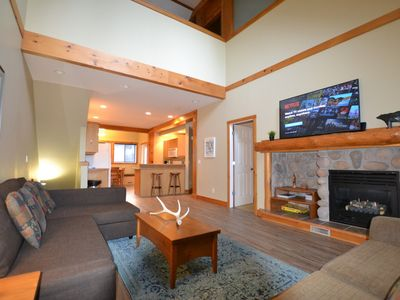 Photo for Kimberley Ridge 411 - 3 Bdrm, Ski In/Out, Private Hot Tub - Sleep 14-28
