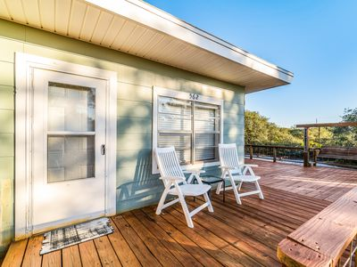 Photo for Looking for an amazing beach house that is affordable? Check out Gulf Shack! Easy beach access, adorable beach house that will not break the bank!