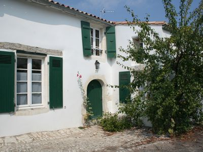 Photo for CHARMING HOUSE NEAR THE SEA ILE DE RE