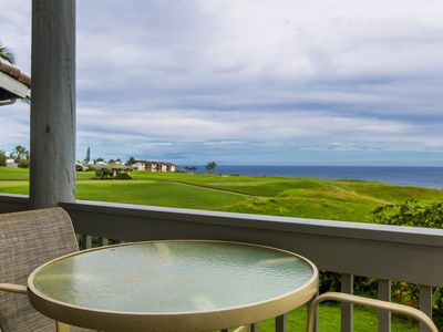 OCEAN VIEW - Hale Makai - Newly Reappointed 2BR/2BA on Golf Course