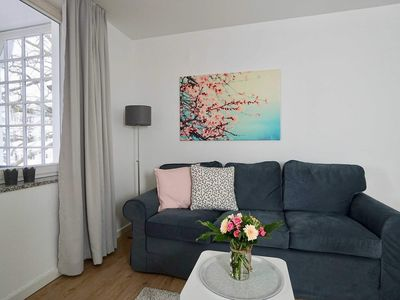 Photo for 19 Ferienappartement Jasmund (H) (with balcony) - Apartment house Haus Arkona