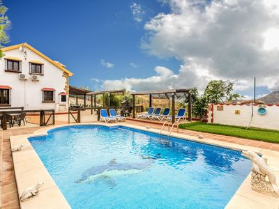 Photo for 5BR House Vacation Rental in Almogia