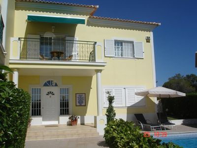 Photo for BARAKAT -Lge Lux Villa ,WIFI, Private Heated Pool in Vale do Lobo, min fr beach