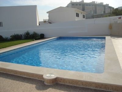 Photo for Modern spacious villa with outdoor pool near the beach with INTERNET WiFi