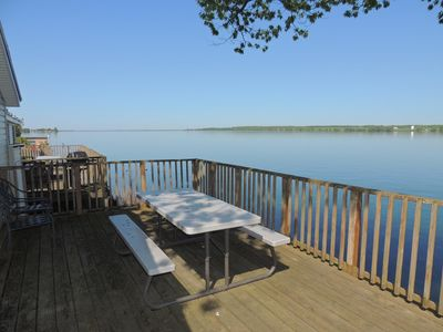 Photo for Charming waterfront 3 bedroom cottage - Cottage #22