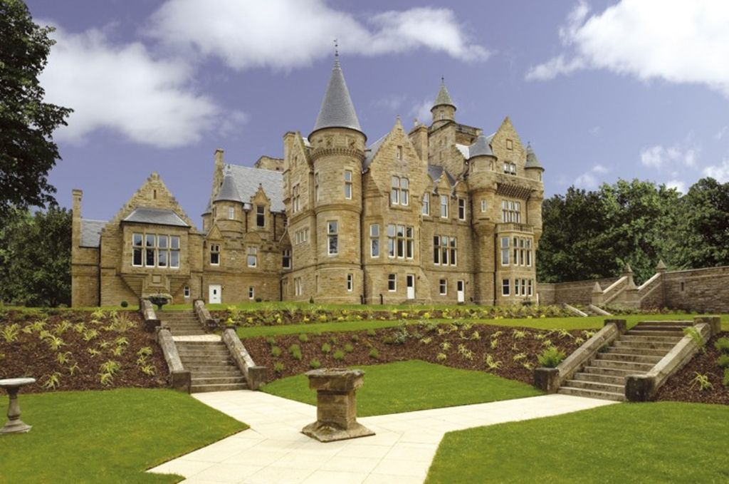 Stunning Castle Apartment In Newly Converted Homeaway
