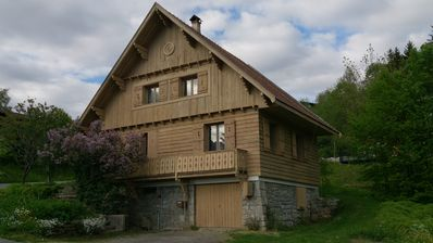 Photo for Charming chalet in the heart of the Aravis - near La Clusaz and Le Grand Bornand