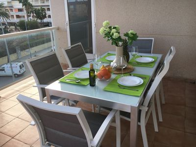 Photo for 2BR Apartment Vacation Rental in Dénia, Comunidad Valenciana