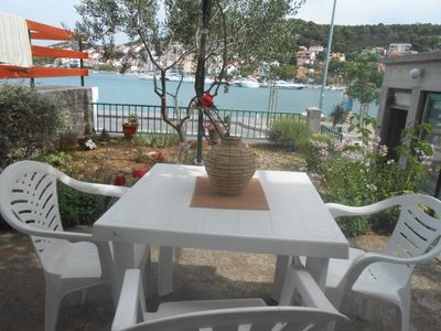 Photo for 2BR Apartment Vacation Rental in Tisno