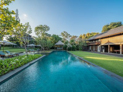 Photo for 7 Bedroom Villa for Large Group + Pool Table, Canggu;
