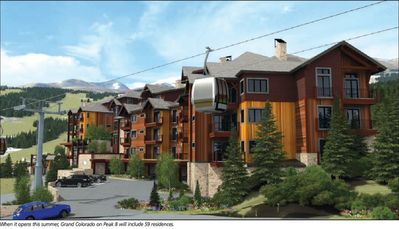 Photo for NEW YEAR'S WEEK! (12/29/18 - 1/5/19)  1 BR condo @ Grand Colorado on Peak 8