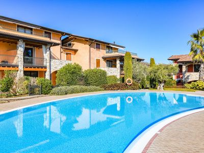 Photo for I Gerani, with 2 pools and garden in Polpenazze del Garda