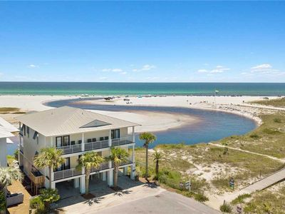 Photo for Abaco - Gulf Front, Lake View, Steps to the Beach, Private Dock, Grayton Beach!