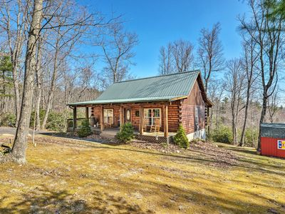 Photo for NEW-Hillsville Cabin w/Fire Pit by Blue Ridge Pkwy