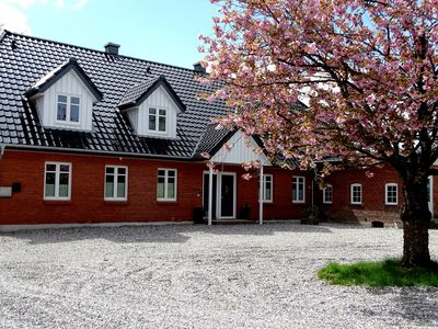 Photo for Country house since 2018 - exclusive apartment, LUV - for 2-4 persons, beautiful view