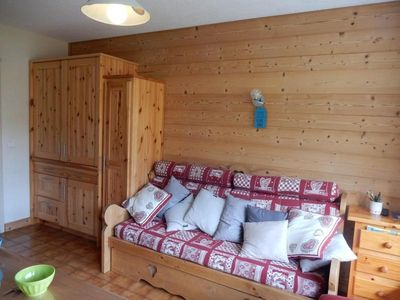 Photo for Apartment Aime-la-Plagne, 1 bedroom, 6 persons