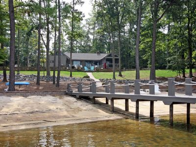 Photo for Timber Peg Lodge, Main Channel, Private Dock and Boat Launch